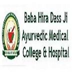 Baba Hira Das Ayurvedic College Badal