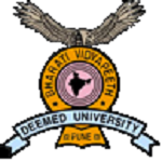Bharati Vidyapeeth Nursing College Pune Logo,Bharati Vidyapeeth (Deemed to be University) College of Nursing, Pune