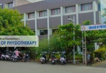Chaitanya Medical Foundation College of physiotherapy