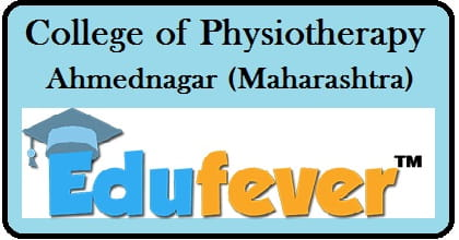 College of Physiotherapy Ahmednagar