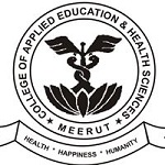 Department of Physiotherapy Applied Education Meerut logo