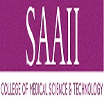 Department of physiotherapy SAAII College Kanpur logo