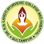 Dr RM Lahoti Ayurvedic Colllege Logo