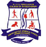 Dr APJ Abdul Kalam college of Physiotherapy Ahmednager logo