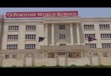 Fortune World School Noida
