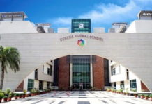 Genesis Global School Noida, GGS Noida