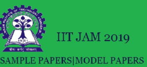 Updated] iit jam sample papers: subject wise model paper.
