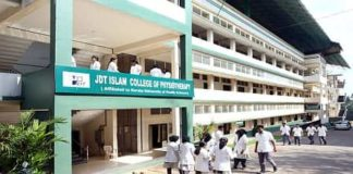 JDT Islam College of Physiotherapy Calicut