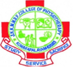 JKKM College of Physiotherapy Namakkal logo