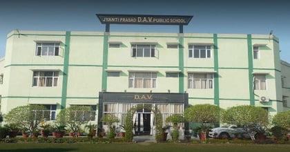 JP DAV Public School Ganaur