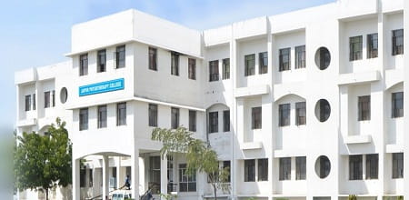 Jaipur College of Physiotherapy and Hospital Jaipur, Jaipur Physiotherapy College Jaipur