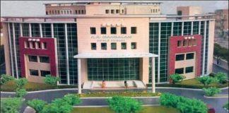 KR Mangalam World School Gurgaon