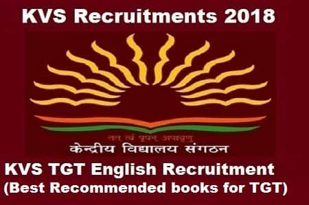 Kvs Tgt English Exam Books 2018 Top Recommended Books For Tgt Exam