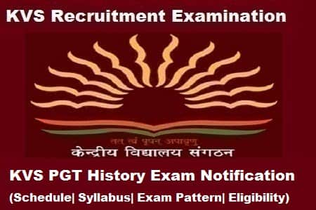 KVS pgt history notification