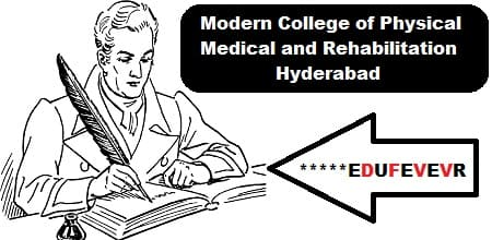 Modern College of Physical Medical and Rehabilitation Hyderabad