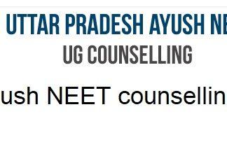 NEET Ayush Counselling