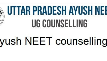 NEET Ayush Counselling