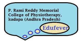 RamiReddy Physiotherapy College Kadapa, PRRM Physiotherapy College Kadapa