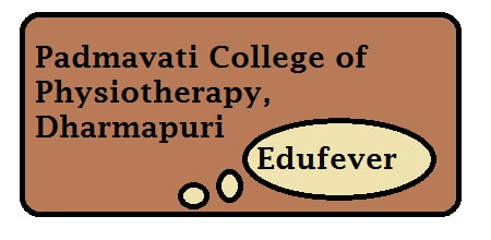 Padmavathi College of Physiotherapy, Dharmapuri, Padmavathi Physiotherapy College Dharmapuri