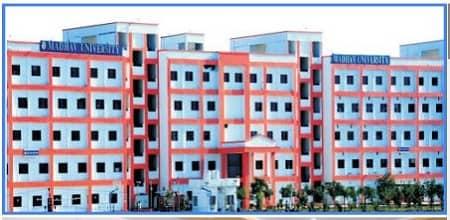 Department of Physiotherapy Madhav University Sirohi