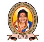 RKMAMC Bijapur Logo