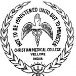 School of Physiotherapy CMC Vellore logo
