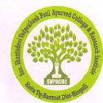 Shri Dhaneshwari Manav Vikash Mandal Ayurvedic College Logo