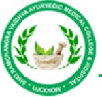 Shri Ramchandra Vaidya Ayurvedic Medical College lucknow