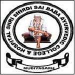 Shri Shirdi Sai Baba Ayurvedic College Logo