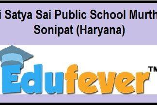 Sri Satya Sai Public School Murthal, SS Sai Public School Murthal