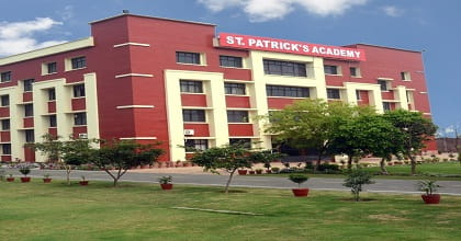 St Patrick Acadamy Meerut