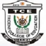 Trident College of Education and Health Science Meerut logo