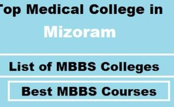 list of mbbs college in Mizoram