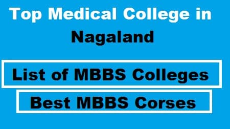 Top Medical colleges in Nagaland, Top MBBS Colleges in Nagaland, top mbbs colleges in nagaland