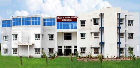 College of Nursing Sciences and Researches Gwalior, CNSR Gwalior