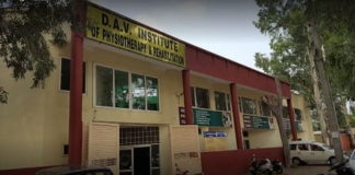 DAV Institute of Physiotherapy and Rehabilitation Jalandhar