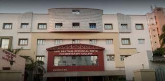 Shri Kantilal Keshavlal Sheth Physiotherapy College Rajkot, Shri KK Physiotherapy College Rajkot, SKKSPC Rajkot