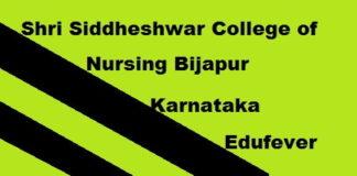 Shri Siddheshwar College of Nursing Bijapur-min