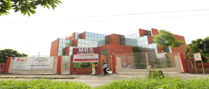 MBSSPA New Delhi, MBS School of Planning and Architecture New Delhi