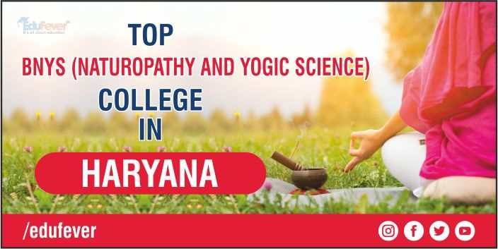 TOP BNYS COLLEGE IN HARYANA