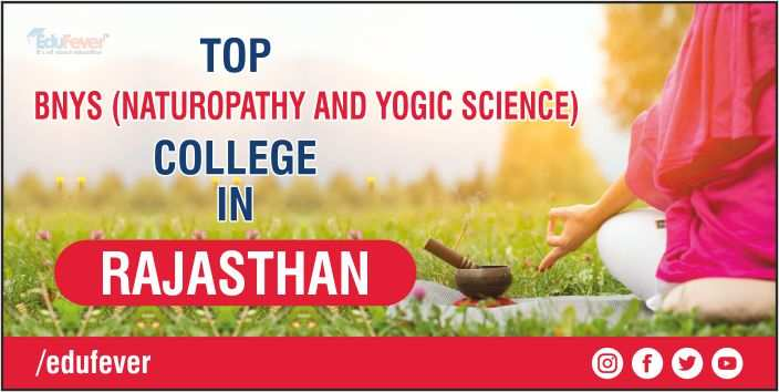 TOP BNYS COLLEGE IN RAJASTHAN