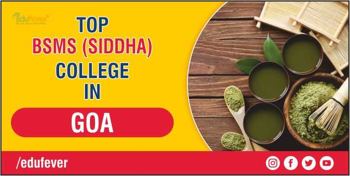 TOP BSMS COLLEGE IN GOA
