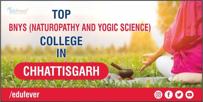 Top BNYS Colleges in Chhattisgarh