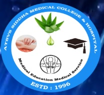 ATSVS Siddha Medical College Tamil Nadu