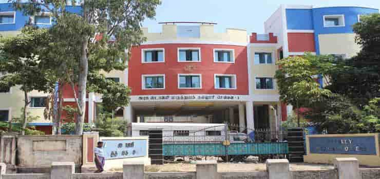 Stanley Medical College 2019-20: Admission, Fee, Course, Cutoff etc