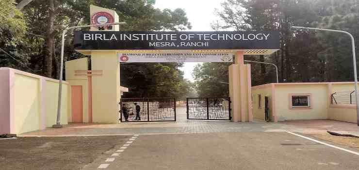 Birla Institute of Technology (BIT Ranchi)