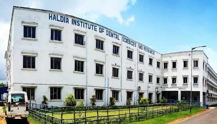 Haldia Institute of Dental Sciences and Research Banbishnupur