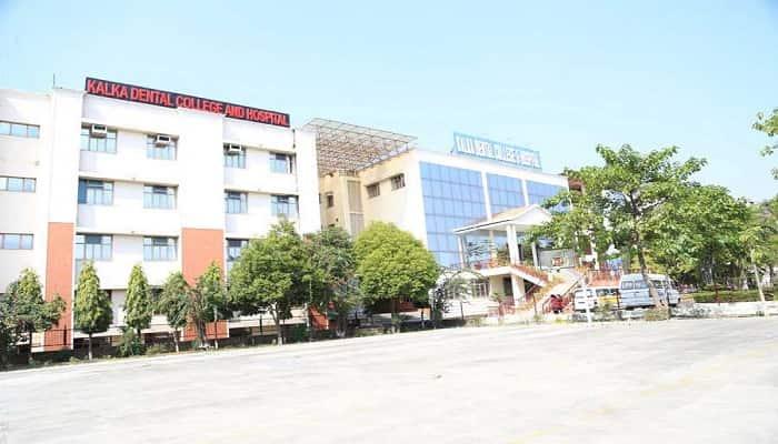 Kalka Dental College Meerut