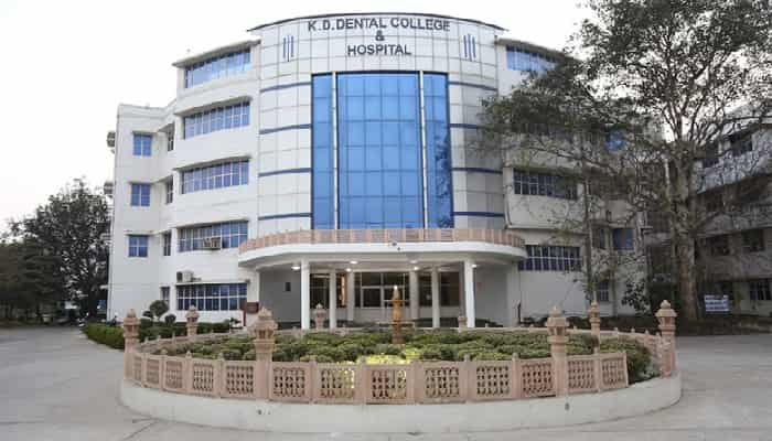 Kanti Devi Dental College & Hospital Mathura