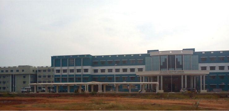 Sivagangai Medical College